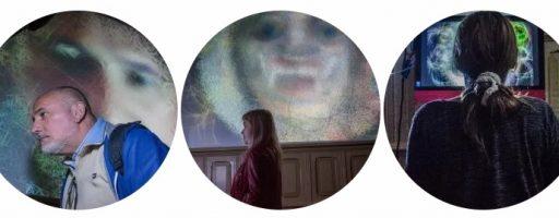 ALCHIMIA – instalação de arte generativa audio-visual interactiva